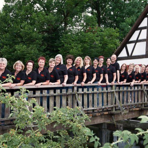 total vokal vor dem Heimatmuseum Herbrechtingen, © Foto: Foto Frech