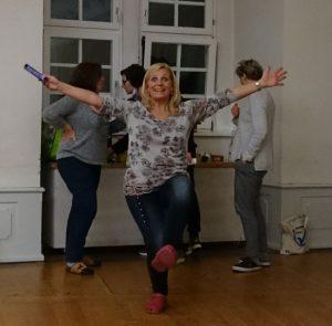 Chorwochenende auf der Kapfenburg: Rhythmik inklusive